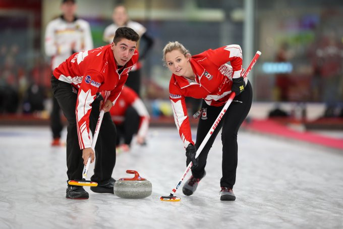 Canada clinch second consecutive World Mixed Curling Championship