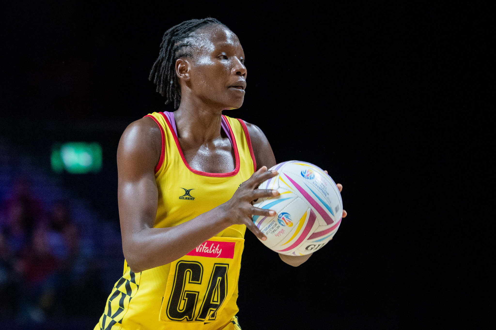 Uganda won their first game of the Africa Netball Cup ©Getty Images
