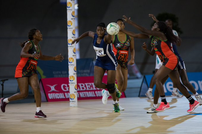 Malawi secured a resounding victory over Kenya ©Africa Netball Cup