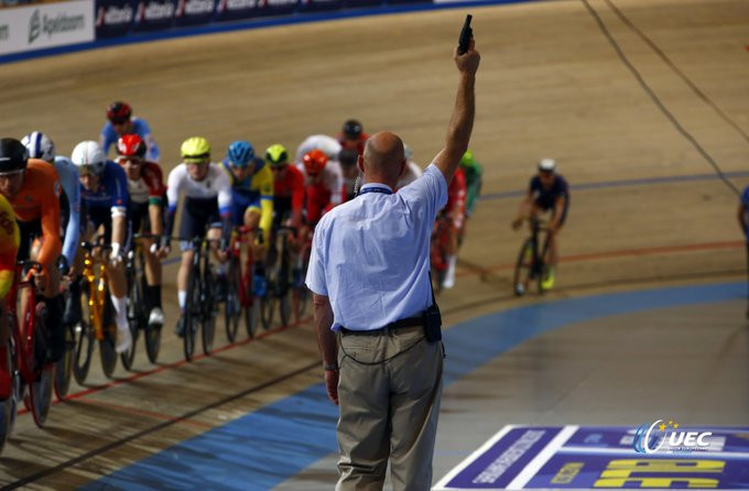 The European Track Championships conclude tomorrow ©UEC