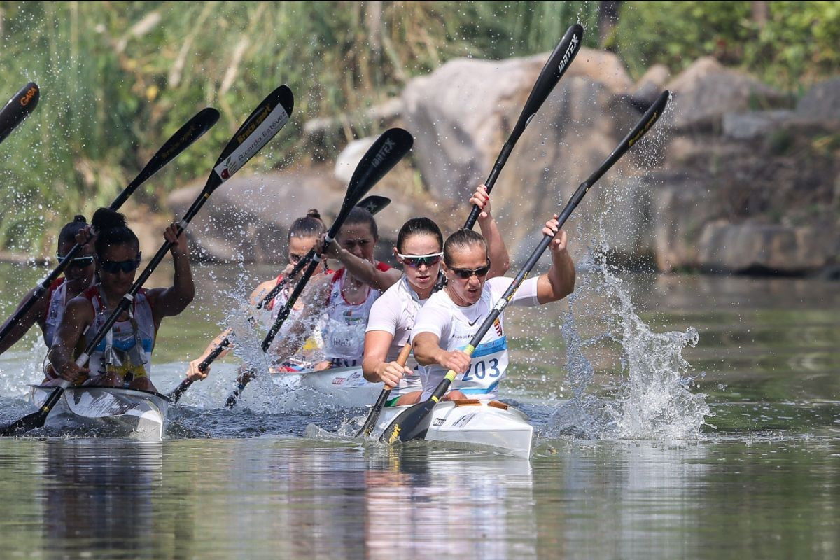 Csay achieves 20th ICF Marathon World Championships gold medal in Shaoxing