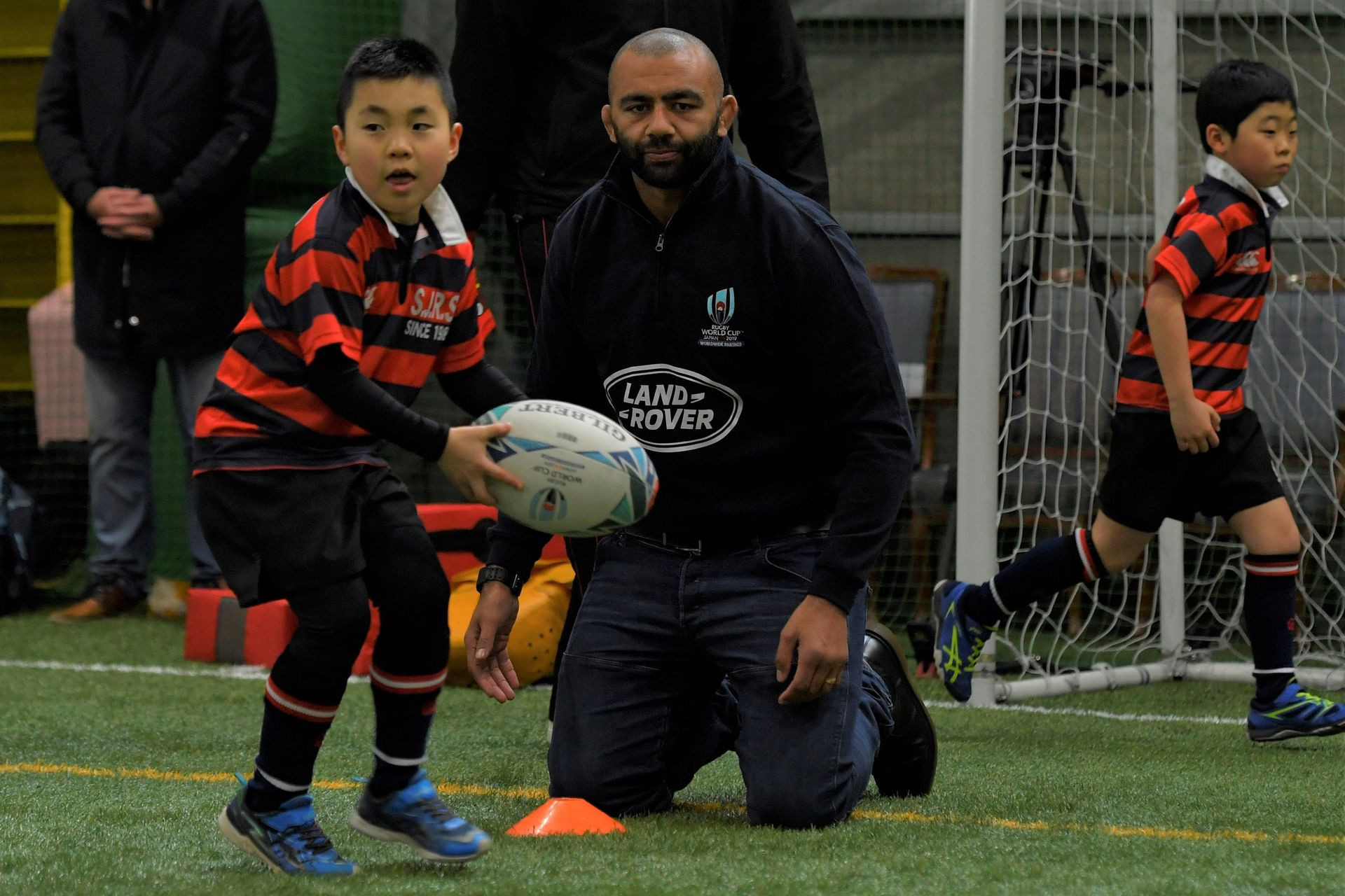 A second series of rugby introduction days have been organised in Japan ©World Rugby