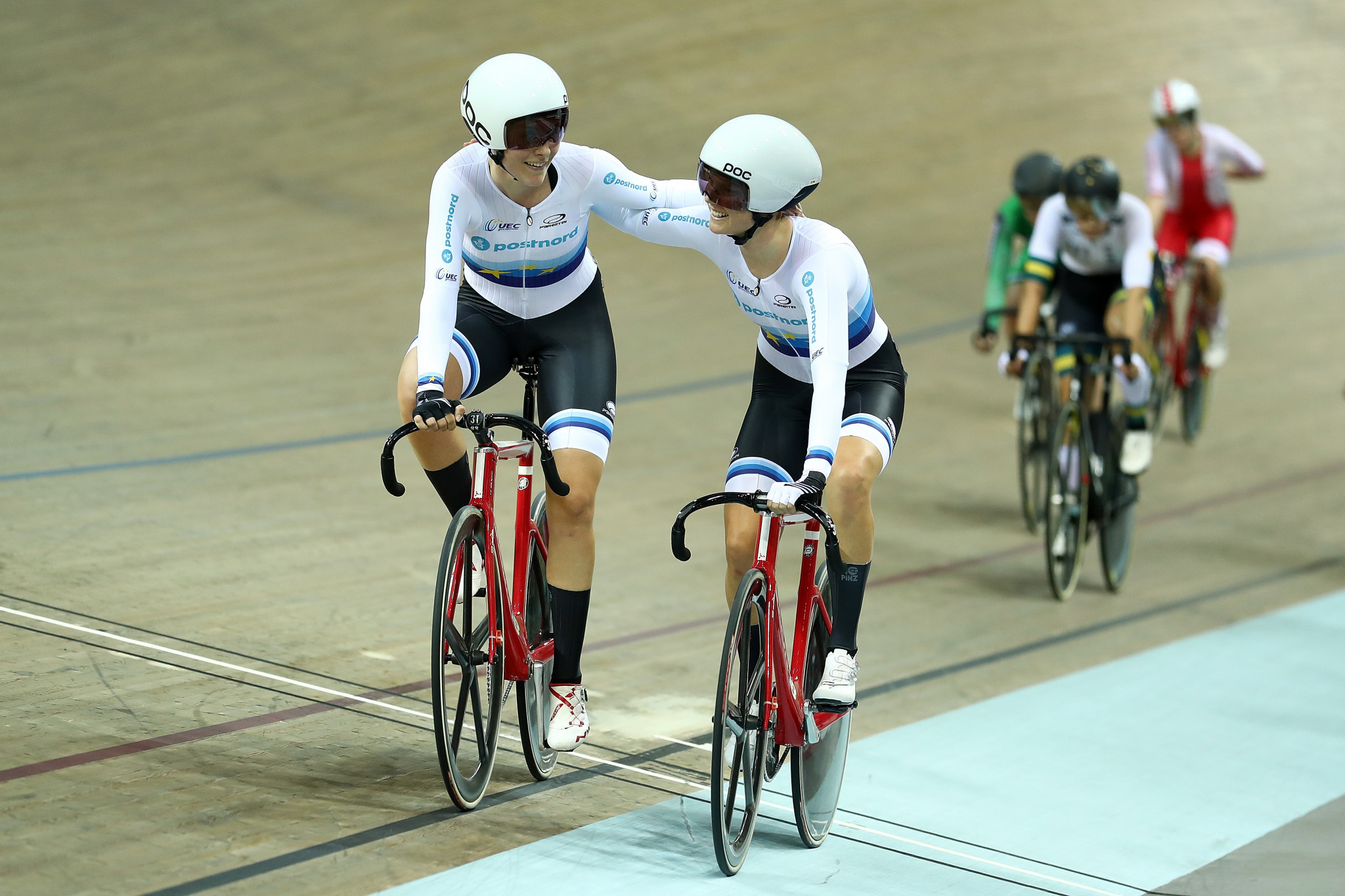 Danish double on final day of UEC European Track Championships