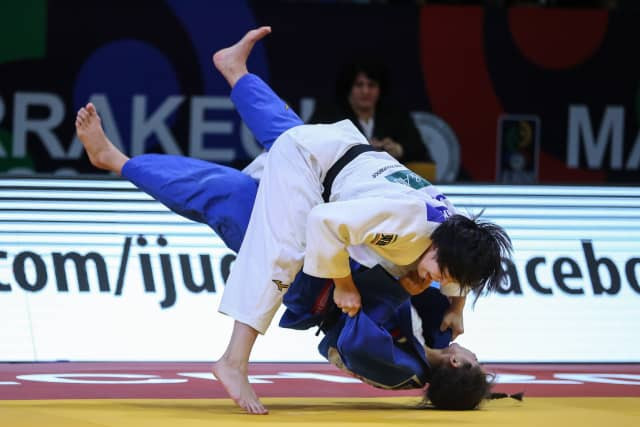 Japan proved too strong for Russia in the final, winning 4-2 ©IJF