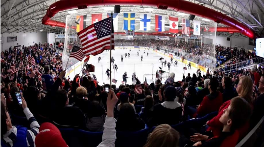 Schedule unveiled for 2020 IIHF Under-18 World Championship