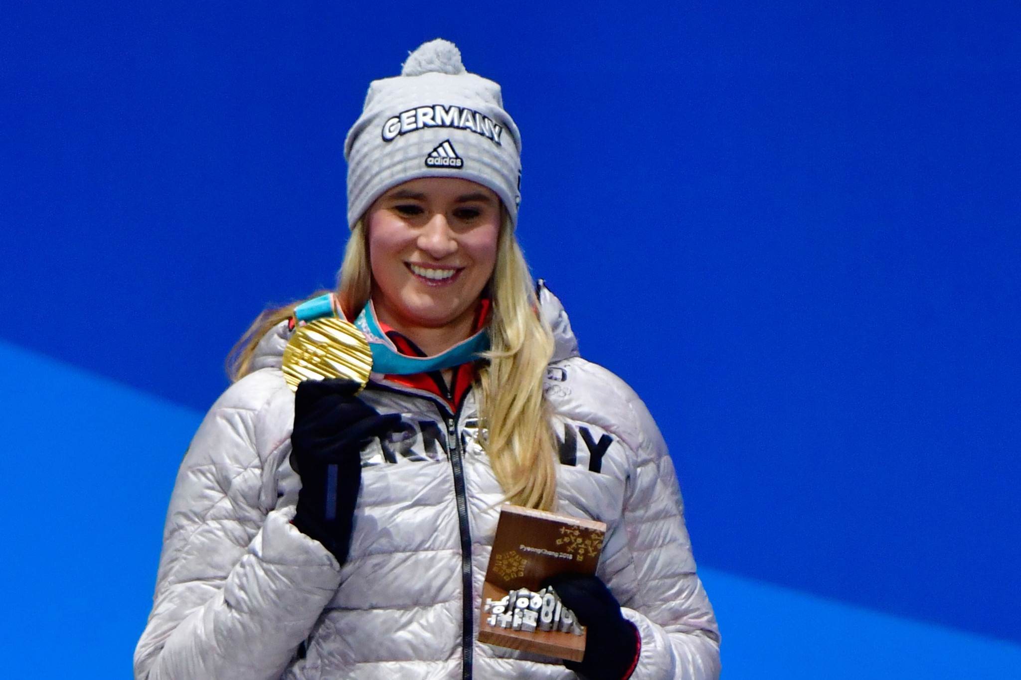 Natalie Geisenberger is a five-time Olympic medallist, a haul which includes four golds ©Getty Images