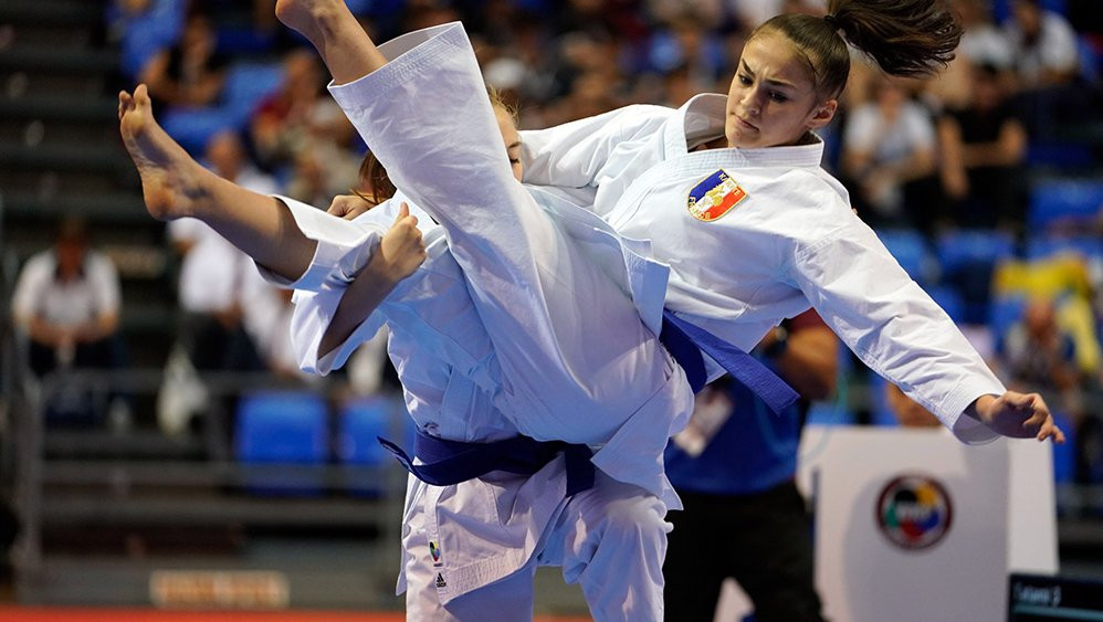 Action at the 2019 WKF Cadet, Junior and Under-21 Championships is due to begin this week ©WKF
