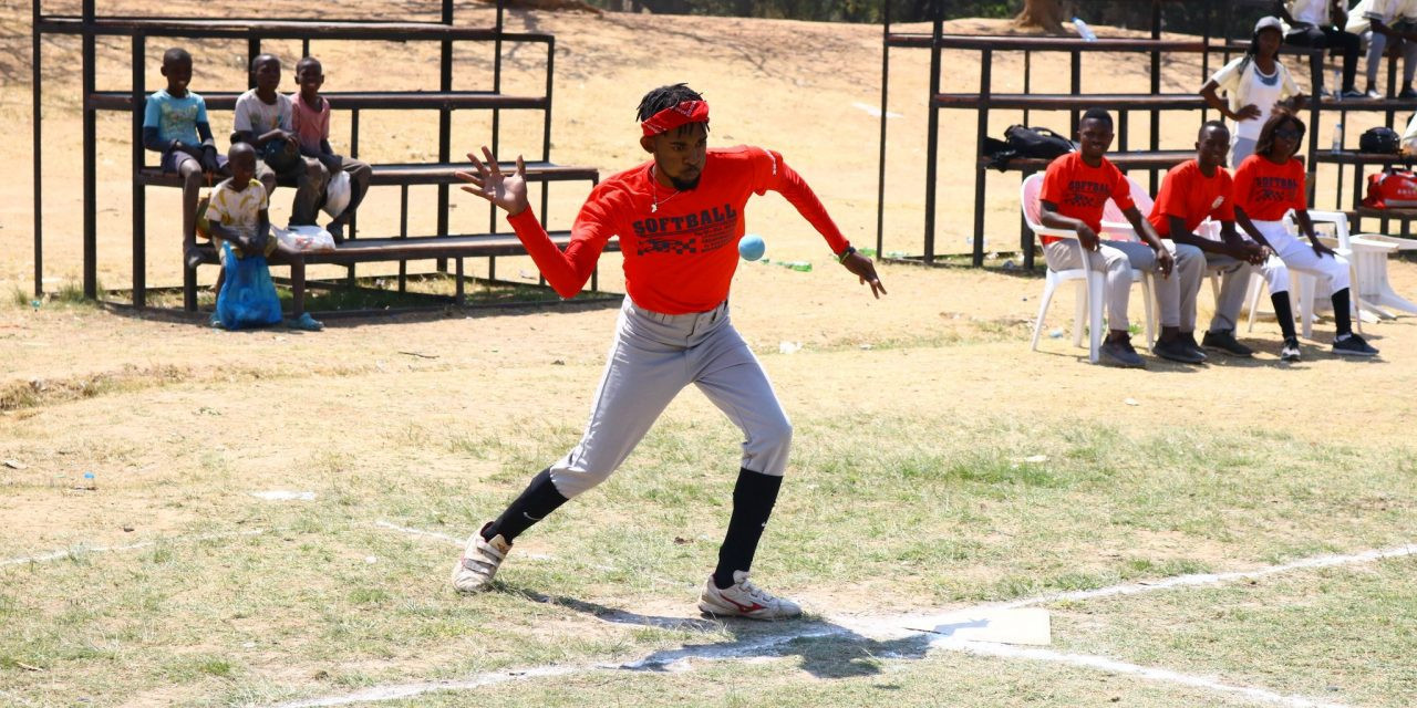 One of Baseball5's most recent mainfestations was in the Zambian University Championship in Lusaka ©WBSC