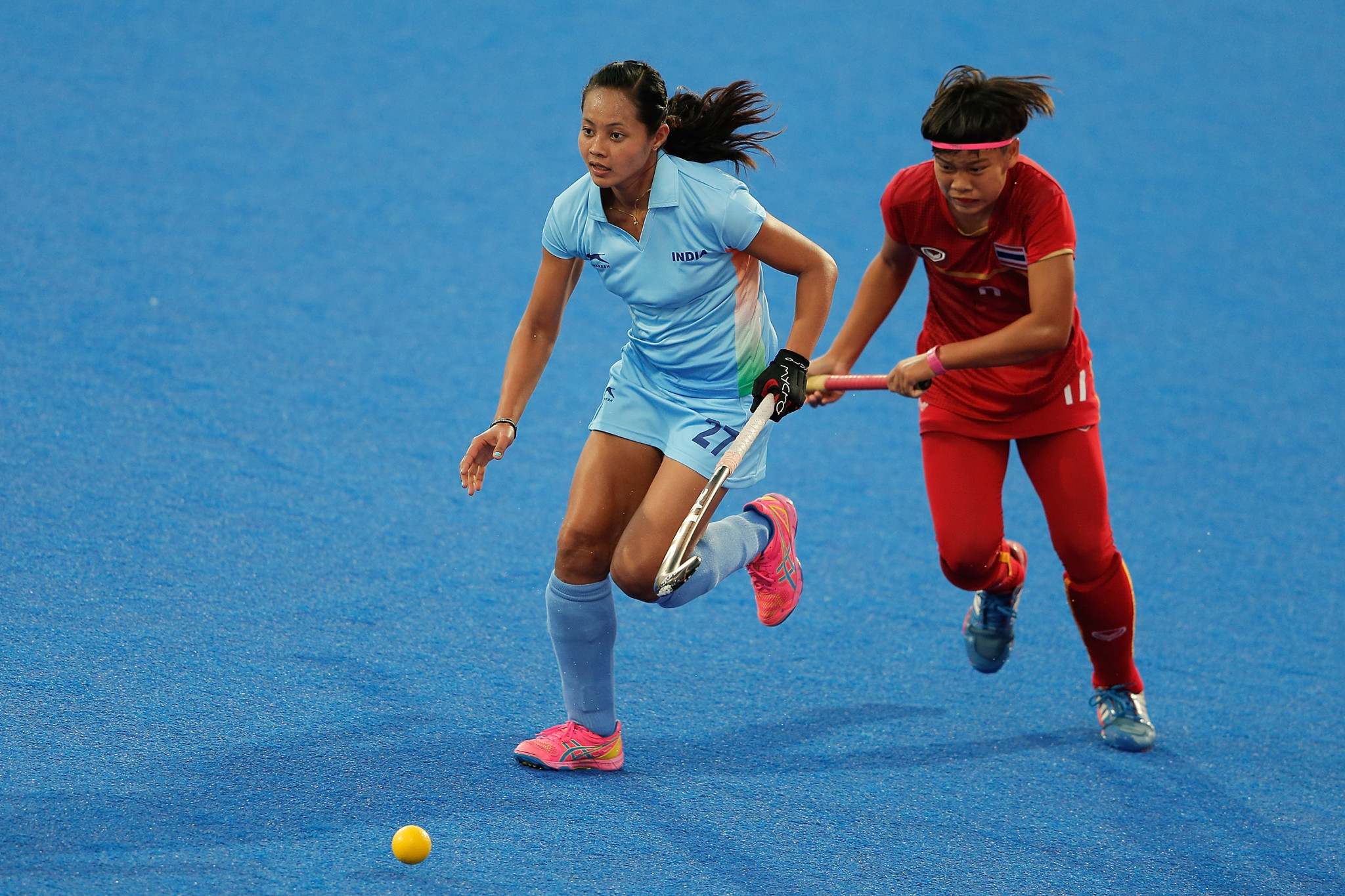 Indian women's hockey player Chanu confident of Tokyo 2020 qualification