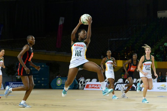 Hosts South Africa close in on Africa Netball Cup triumph