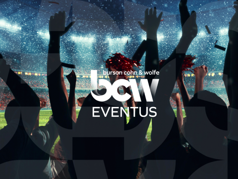 BCW launch new programme promising end-to-end service for major events