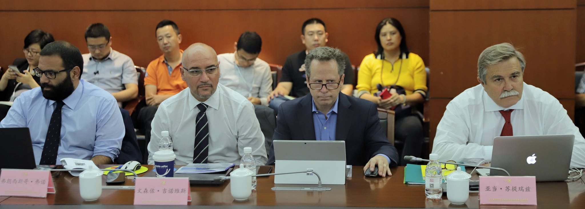 Naples 2019 general coordinator Adam Sotiriadis offered plenty of insights for Chengdu 2021 during his debrief of July's Summer Universiade ©FISU