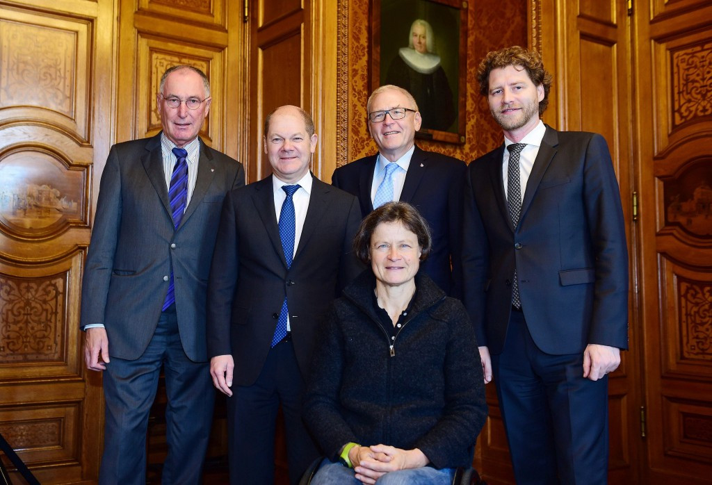 Hamburg 2024 appoints Plan International Germany as first charity partner
