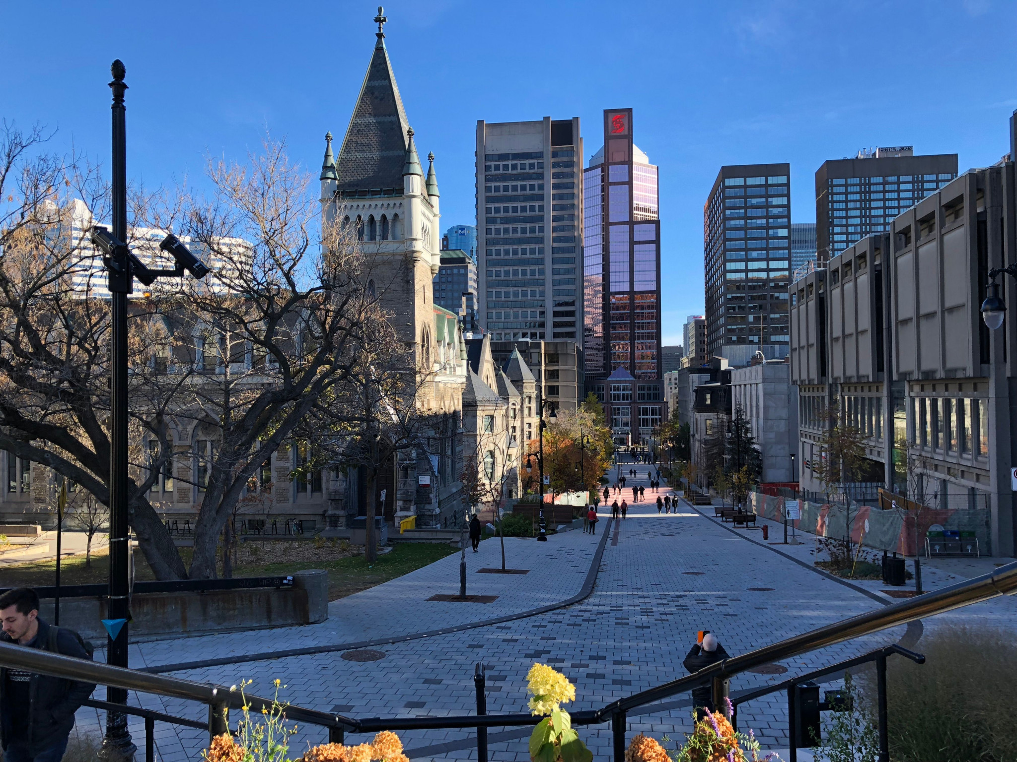 McGill University in Montreal is home of the