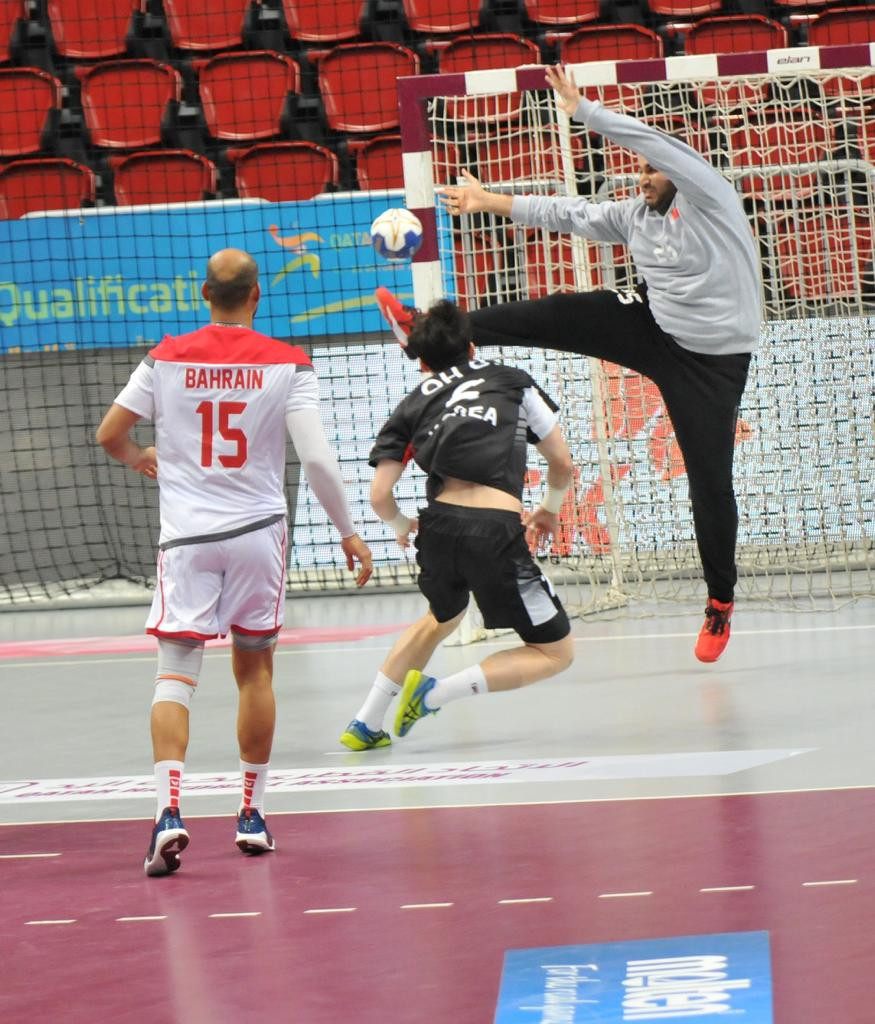 South Korea top Group B at Asian men's handball Tokyo 2020 qualifier