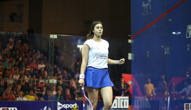 El Sherbini back from injury to defend PSA Women's World Championship