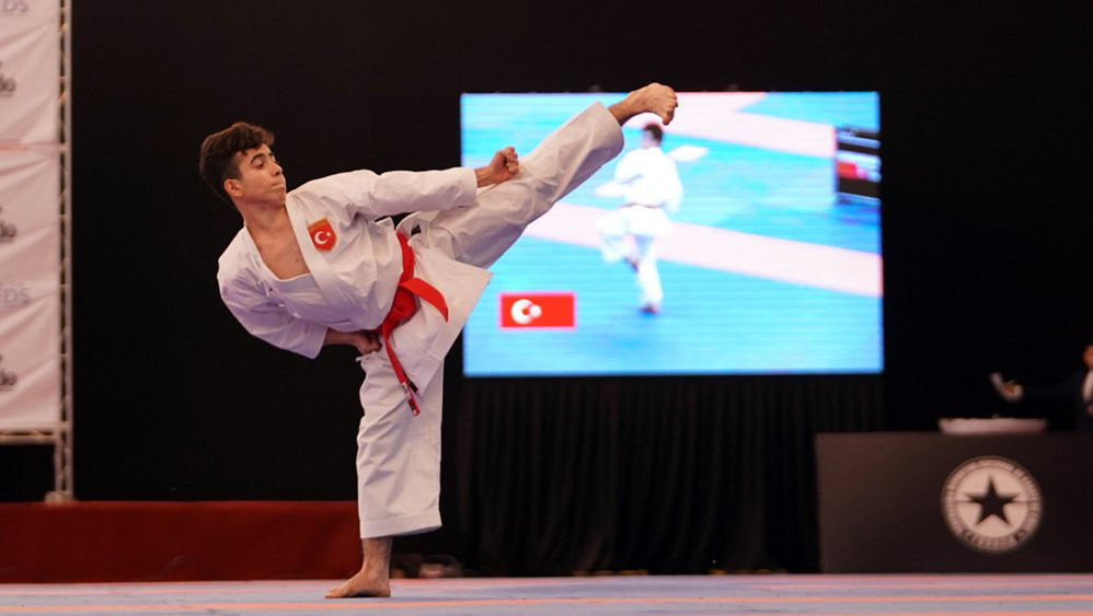 Turkey and Italy triumph on first day of WKF Cadet, Junior and Under-21 Championships