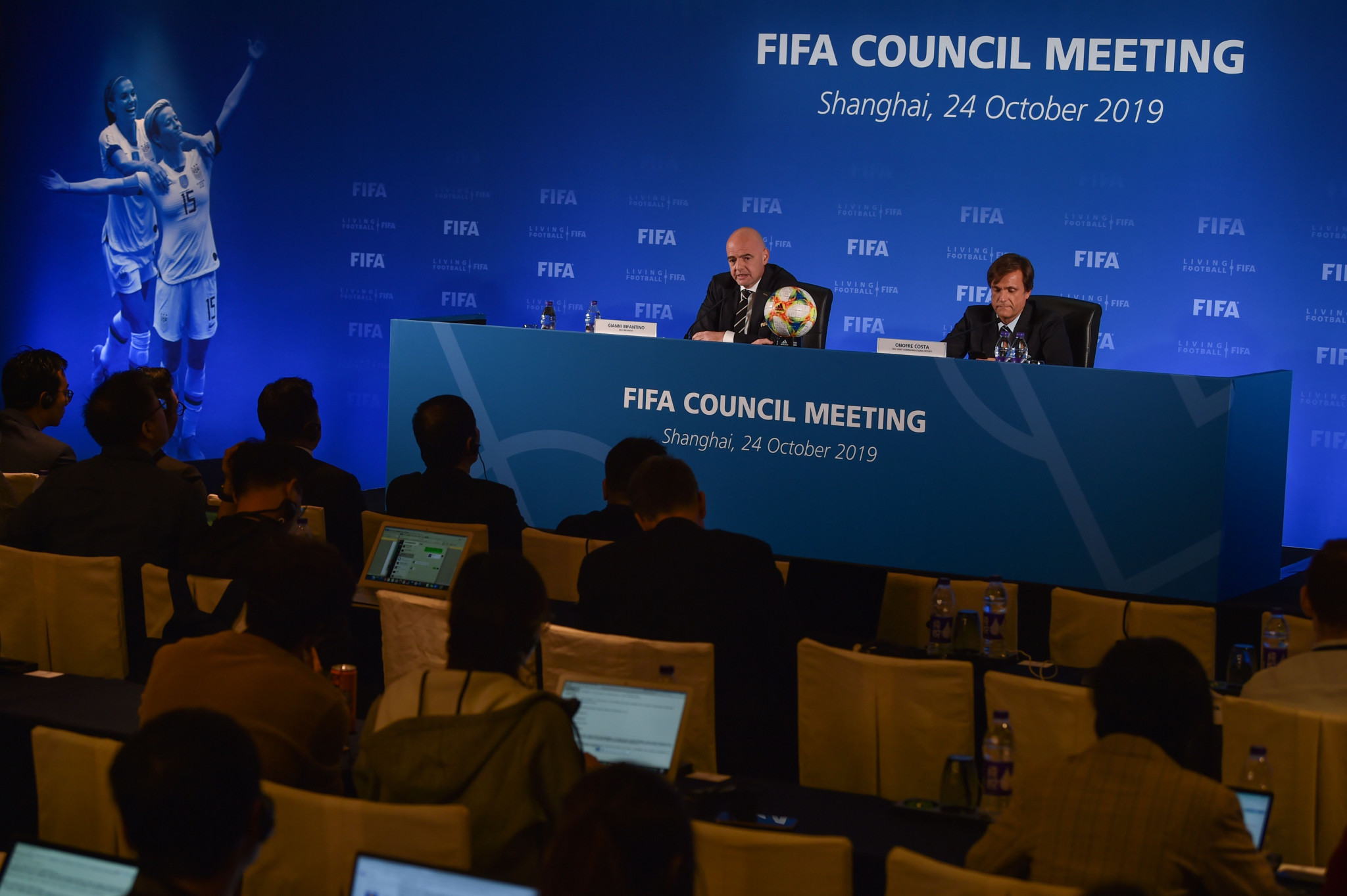 FIFA to select 2030 World Cup host in 2024