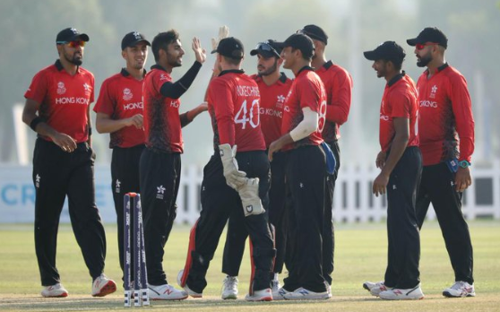 Hong Kong were hugely impressive in their win over Canada ©ICC