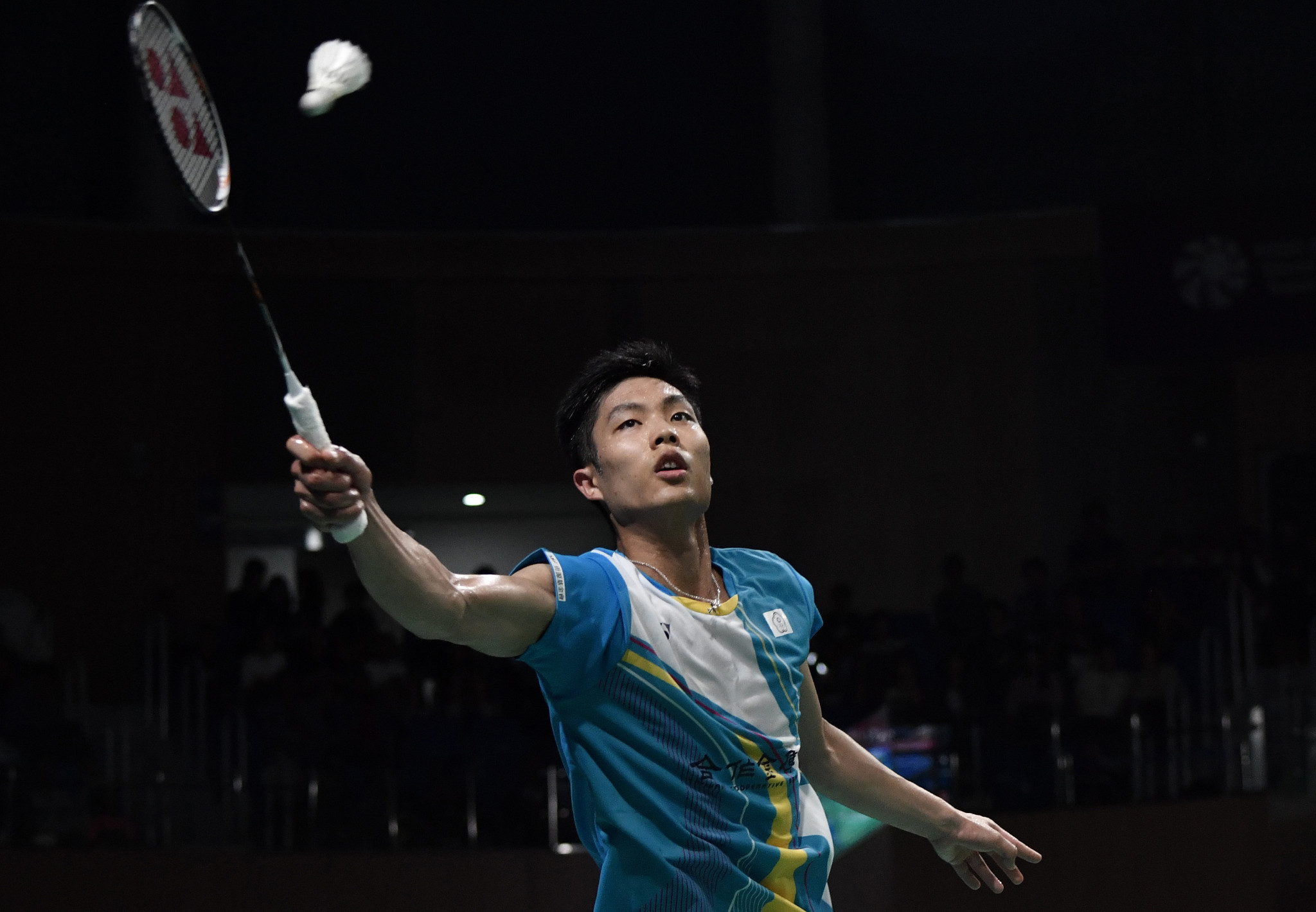 Second seed Chou crashes out of BWF French Open in round two