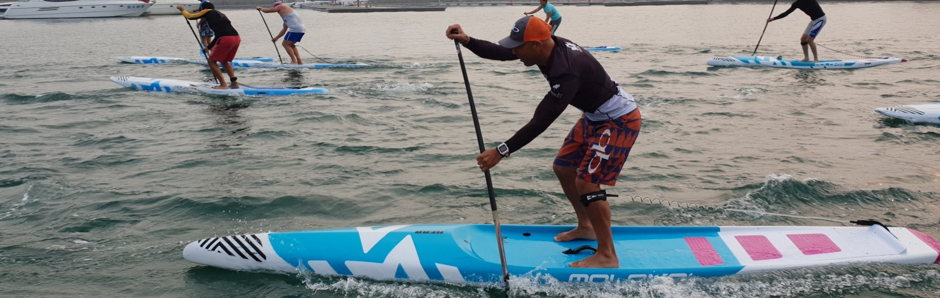 ICF set to stage first World SUP Championships