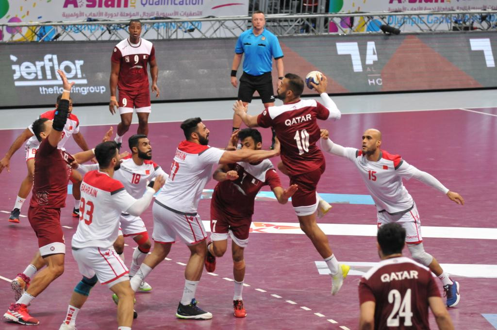 South Korea to meet Bahrain in battle for Tokyo 2020 handball ticket
