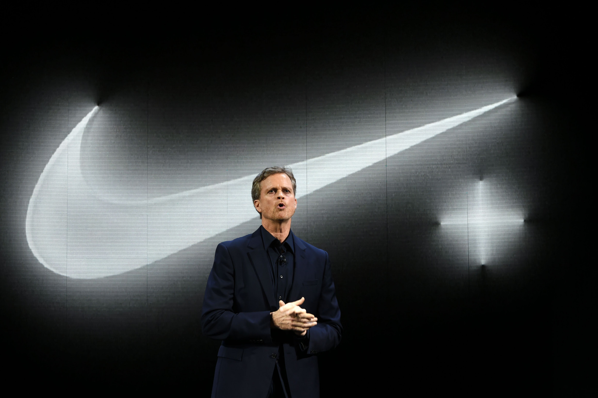 Nike chief executive to step down after Salazar doping scandal