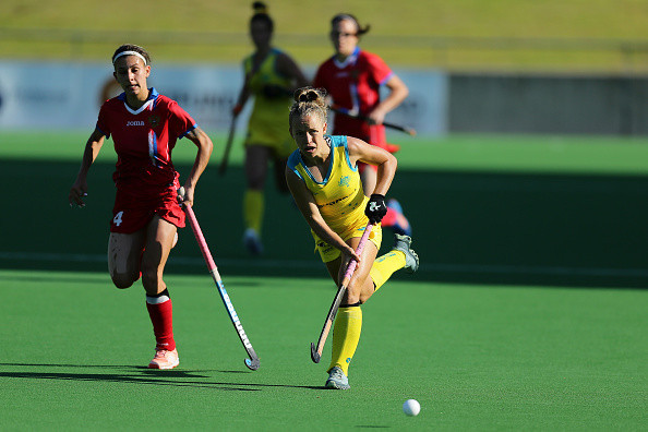 Australia beat Russia in first leg of FIH Olympic qualifier for Tokyo 2020