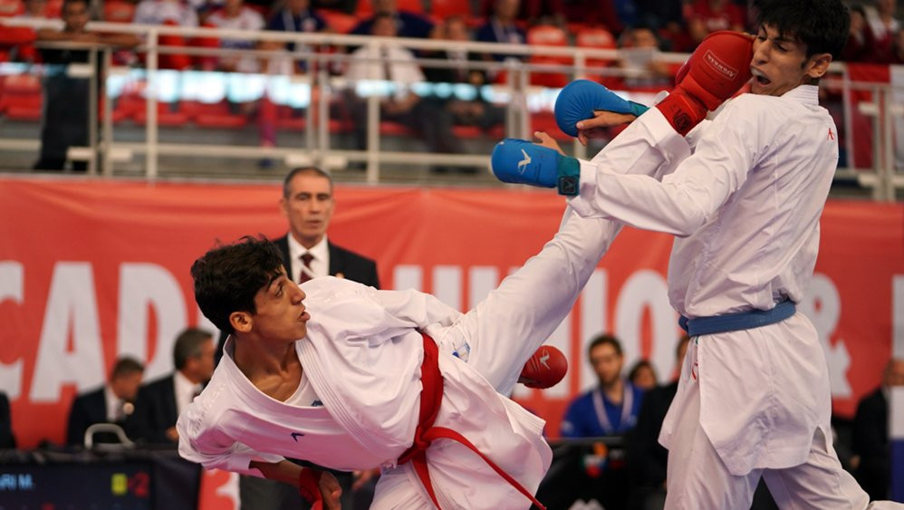 Turkey and Jordan earn golds as WKF Cadet, Junior and Under-21 World Championships continue amid unrest