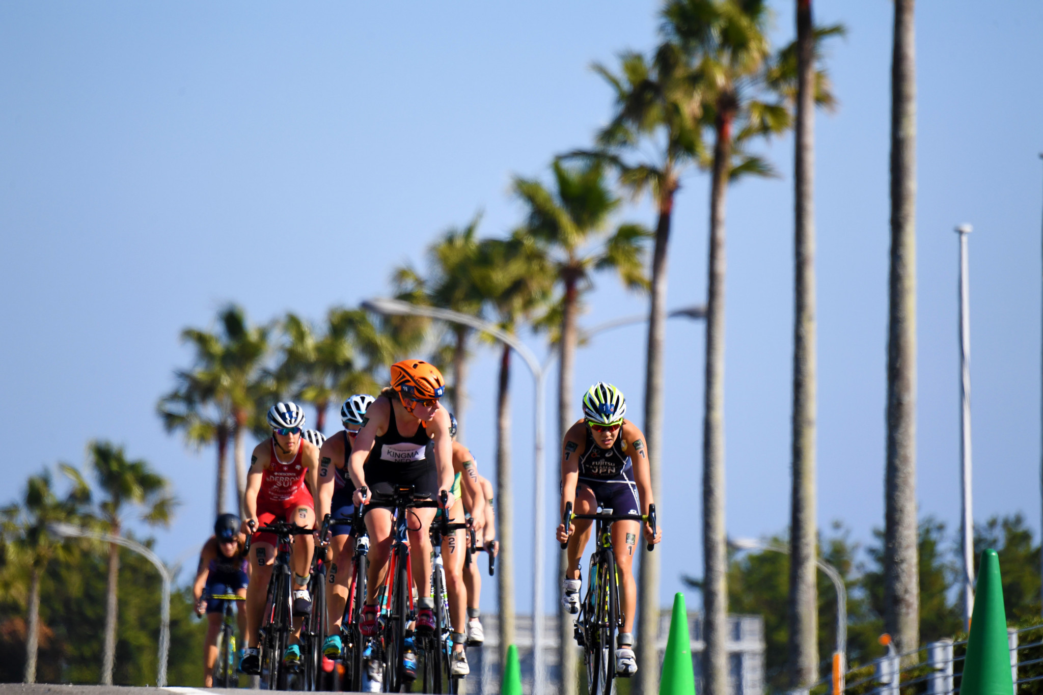 Belgium has gold medal prospects in both men's and women's elite races in tomorrow's ITU World Cup in Miyazaki ©ITU