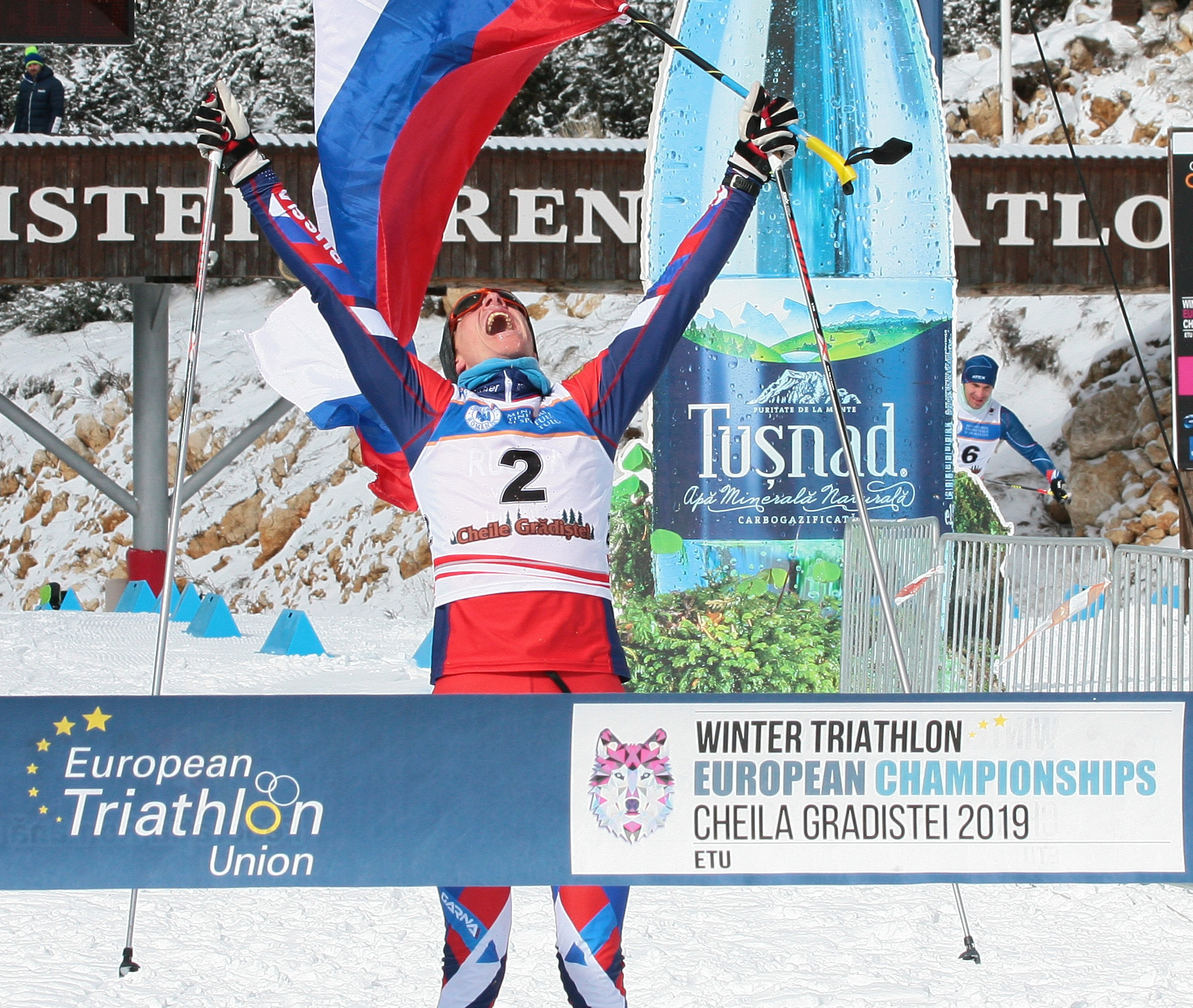 The Winter Triathlon European Championships in Cheile Gradistei in Romania will launch the ETU season in 2020 ©ETU