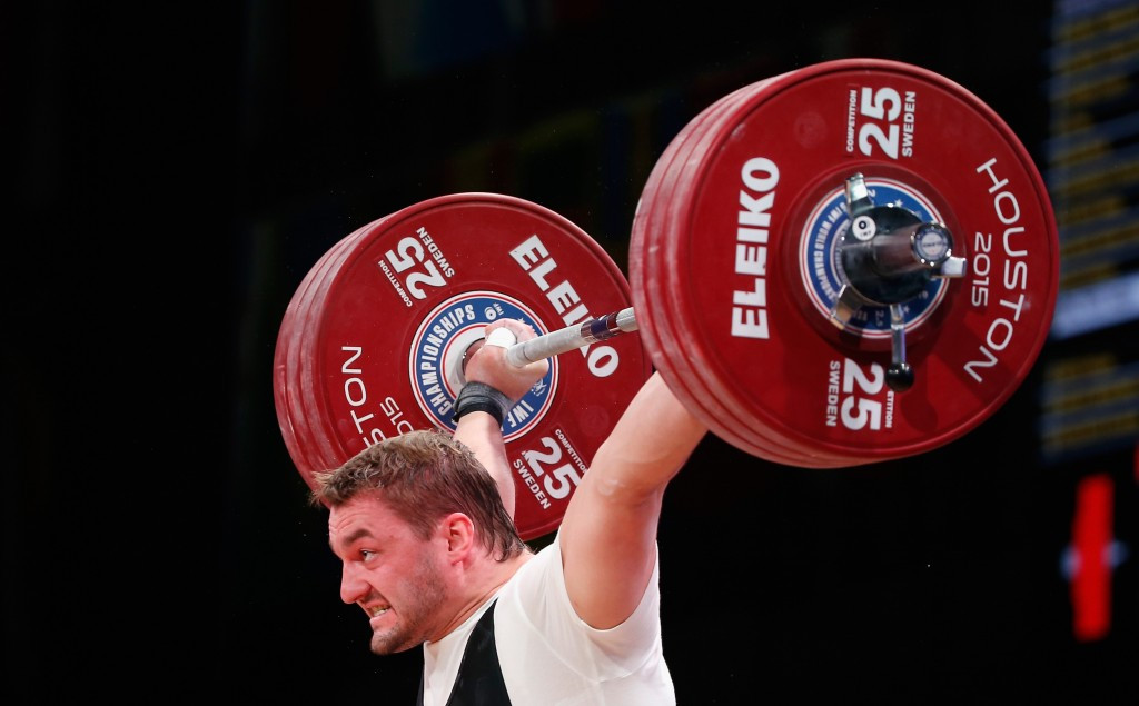 IWF World Weightlifting Championship 2015: Day seven of competition
