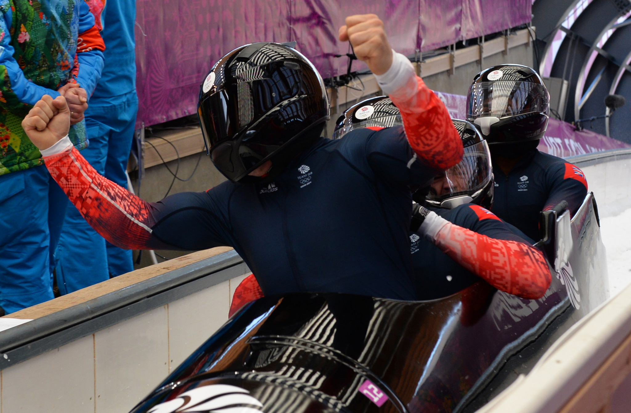 British bobsleigh team to receive Sochi 2014 bronze medals