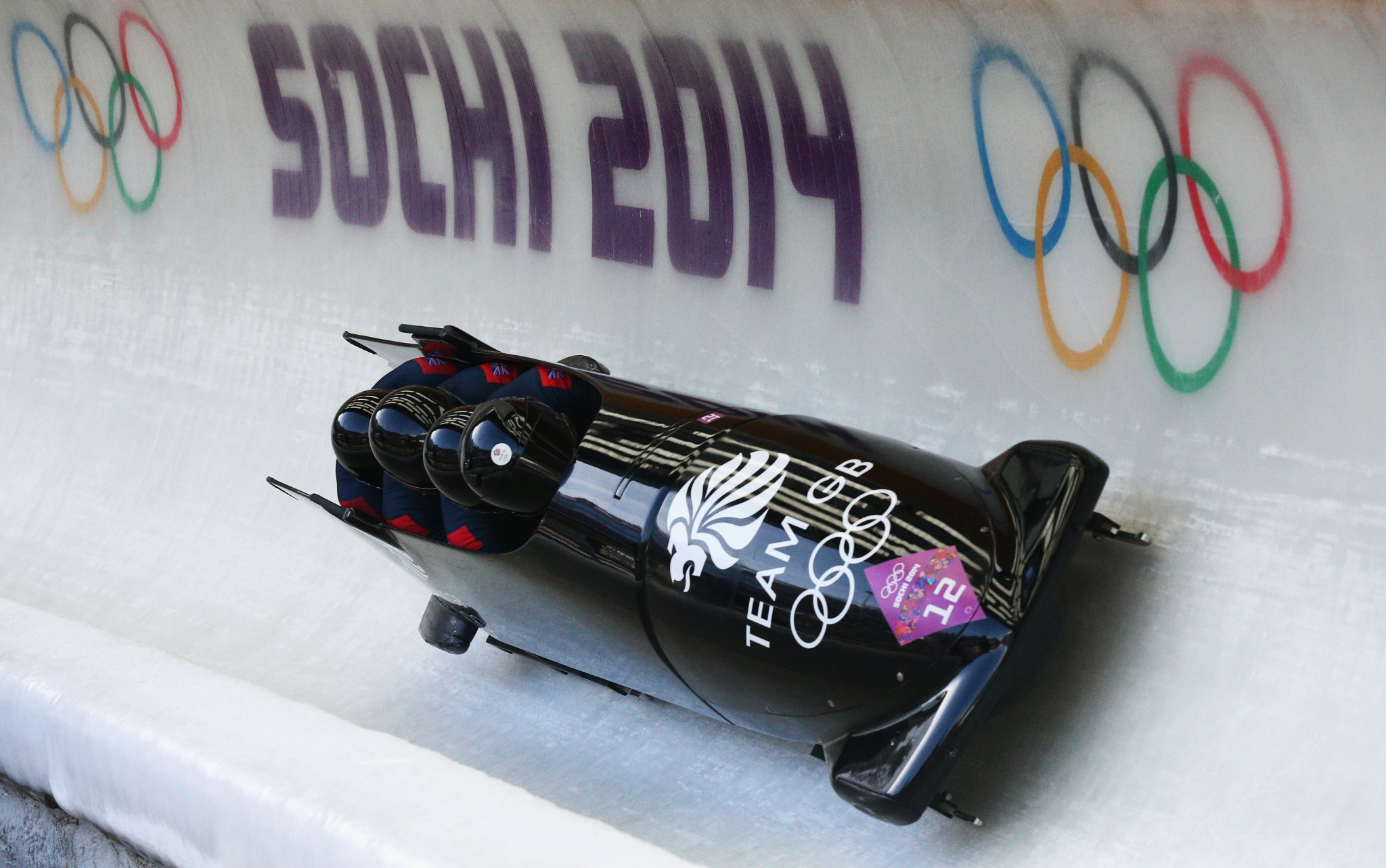 The British team initially finished fifth at Sochi 2014 ©Getty Images