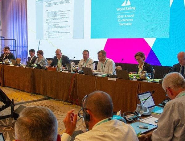 Paris 2024 windsurfing equipment and governance review to headline World Sailing Annual Conference