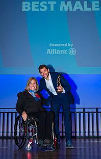 Farkasova and Daviet pick up top honours at 2019 Paralympic Sport and Media Awards