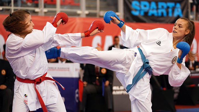 Vukovic ends Austrian wait for gold at WKF Cadet, Junior and Under-21 World Championships