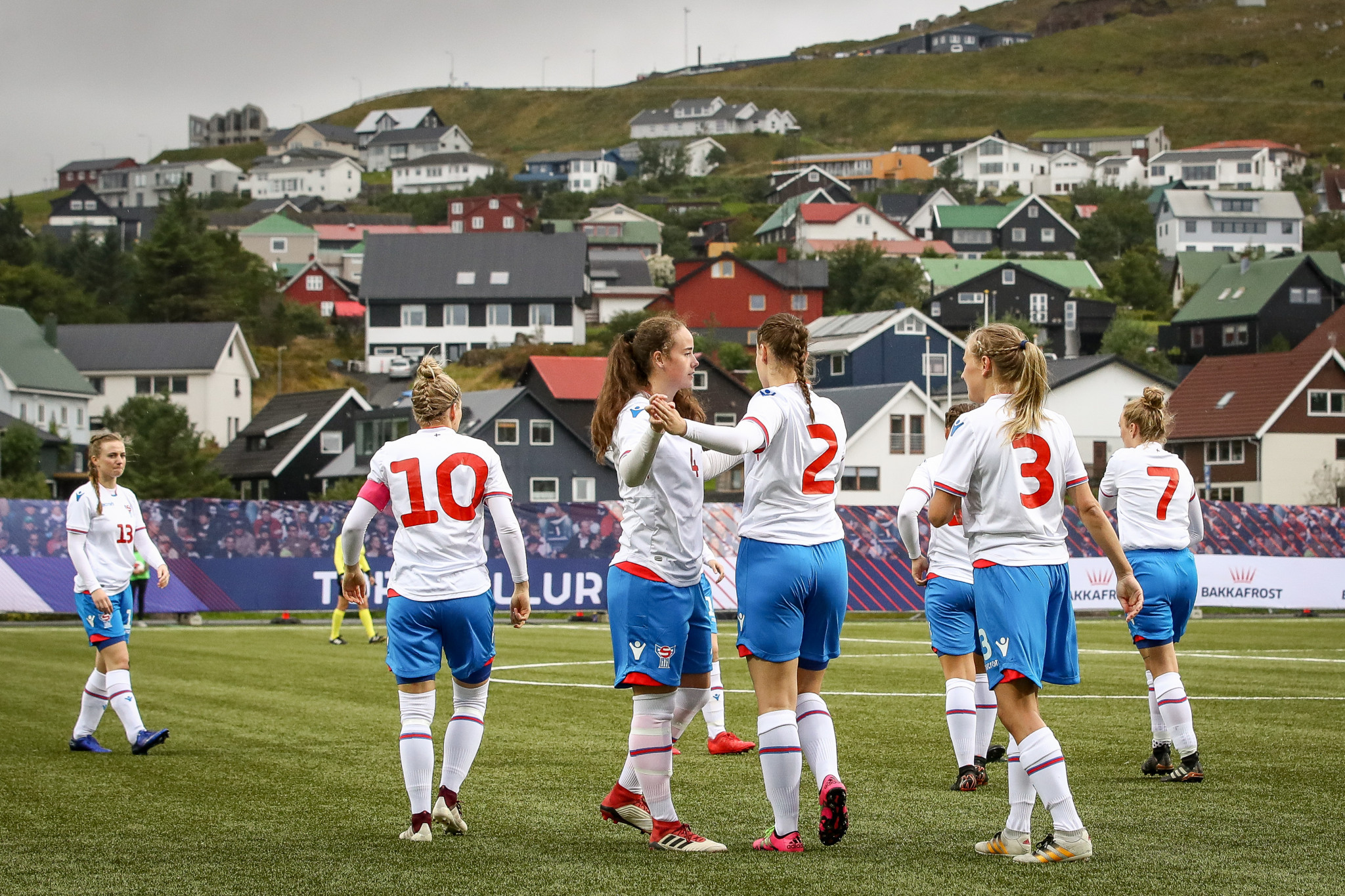 The Faroe Islands are recognised by eight Olympic International Federations, including FIFA ©Getty Images