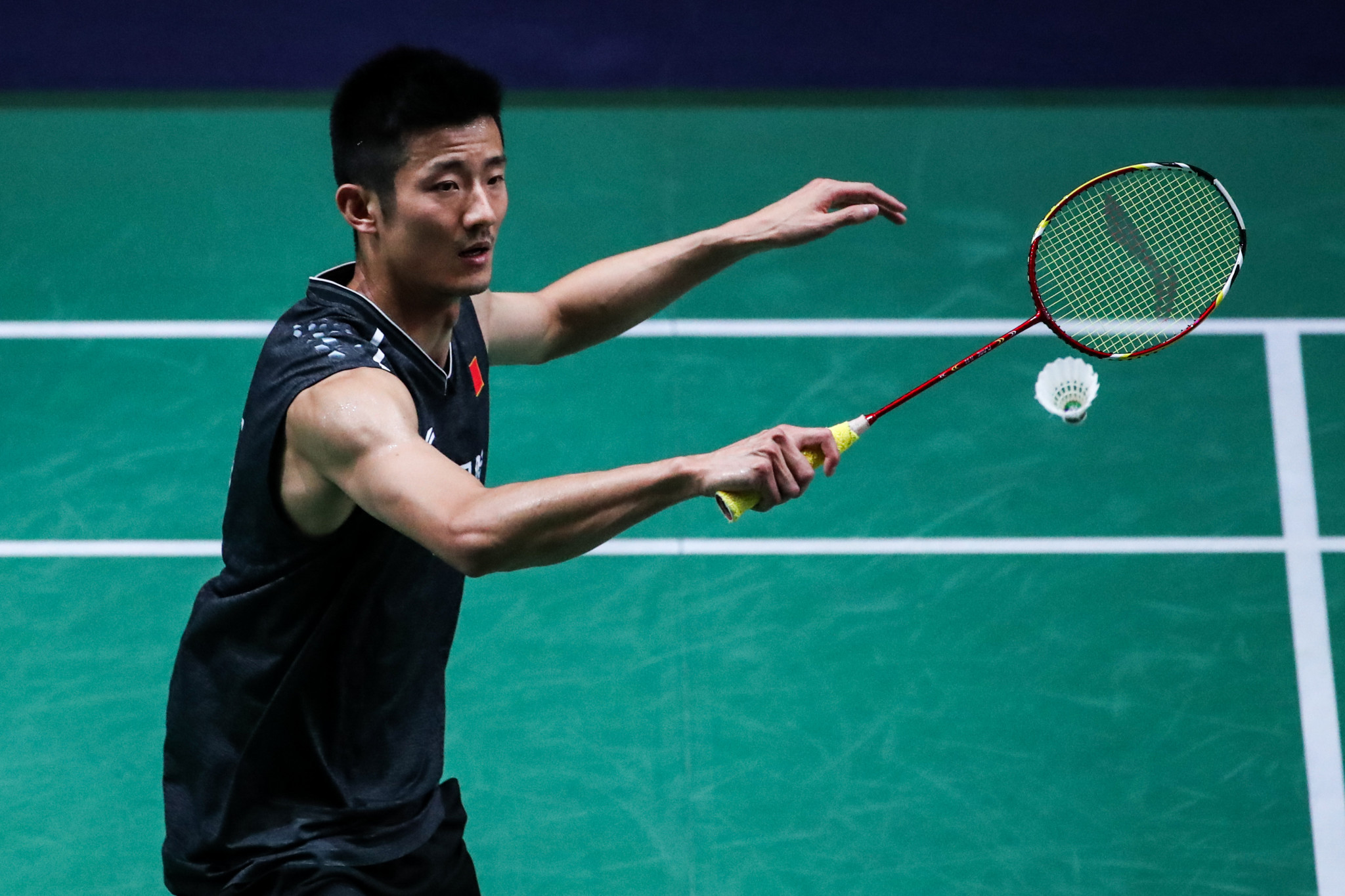 Olympic champions Chen and Marin reach singles finals at BWF French Open