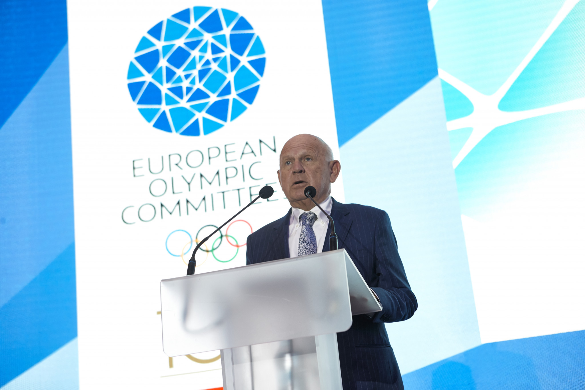 Warsaw hosted the 48th European Olympic Committees General Assembly ©EOC