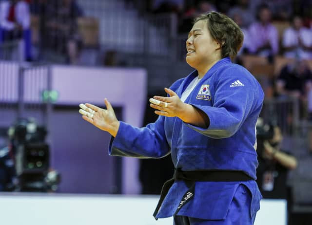 Cho and Han contribute to South Korean success at IJF Grand Slam in Abu Dhabi