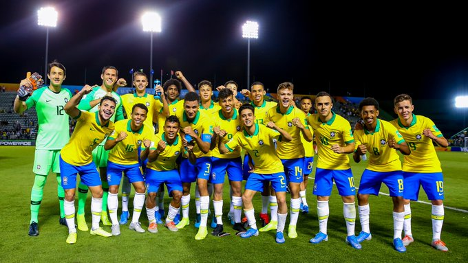 Hosts Brazil hit four in opening match of FIFA Under-17 World Cup