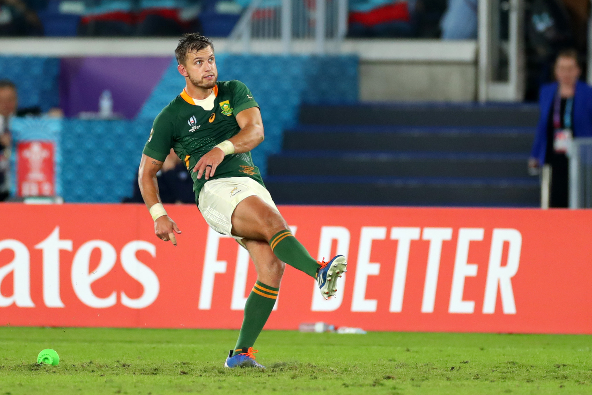 Pollard penalty sends South Africa through to Rugby World Cup final