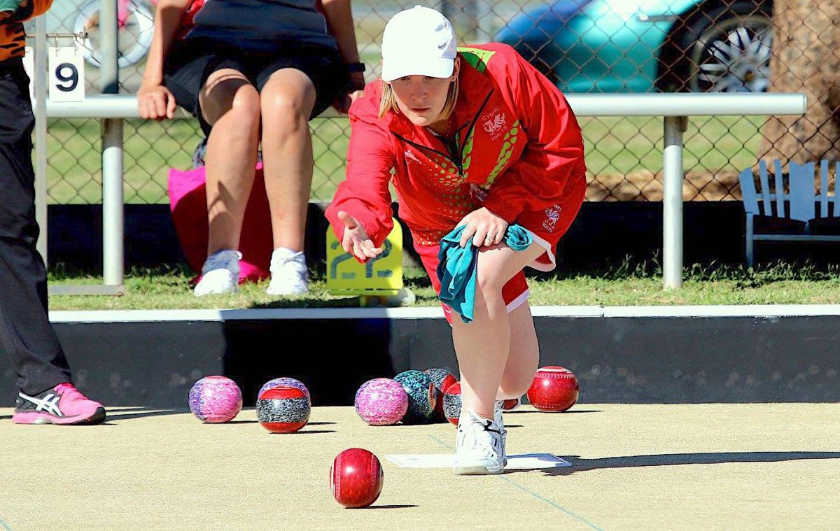 Davies and Tolchard well placed for bowls success at World Singles Champion of Champions
