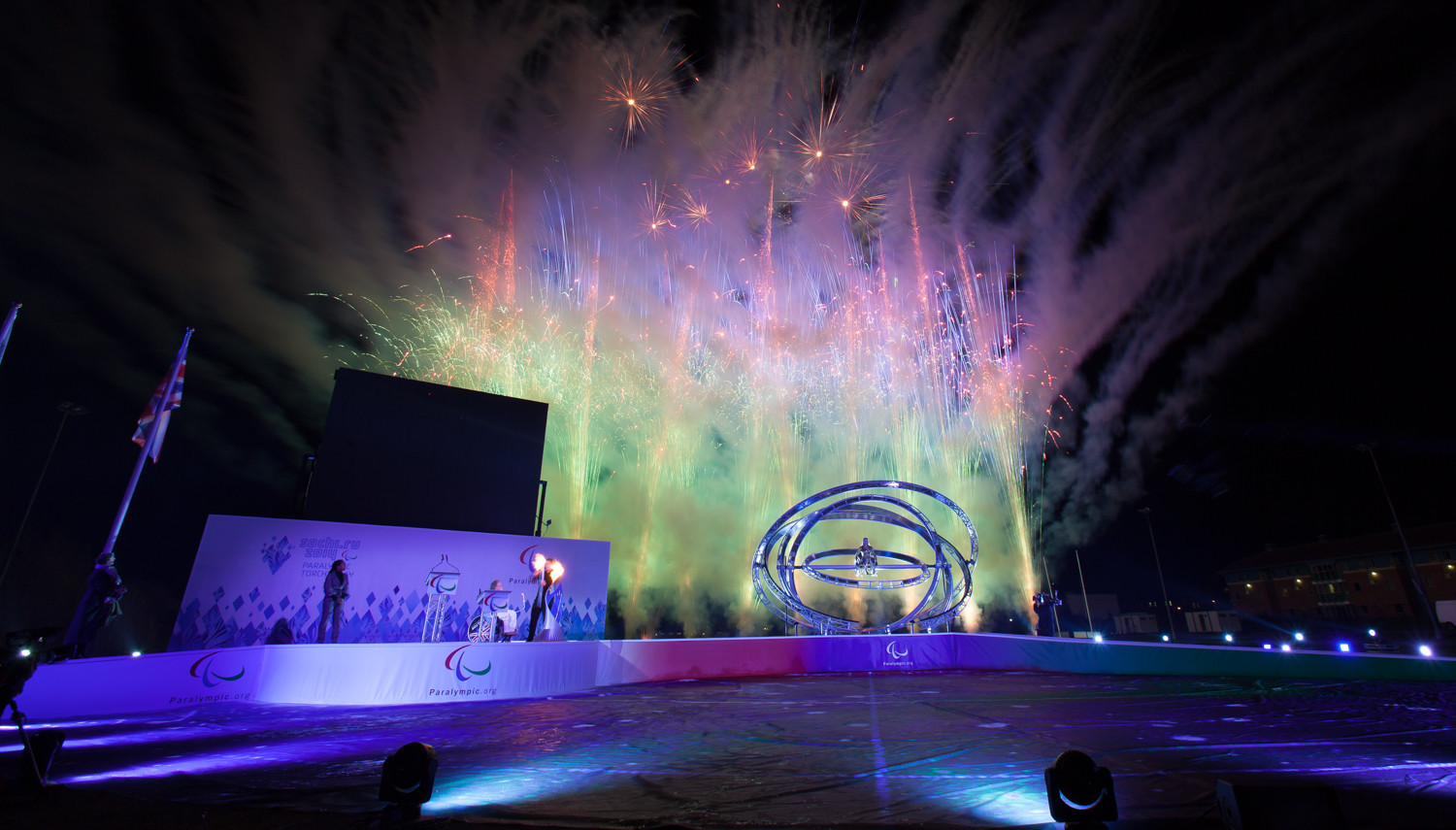 Schoolchildren invited to design cauldron for Tokyo 2020 Paralympic lighting ceremony