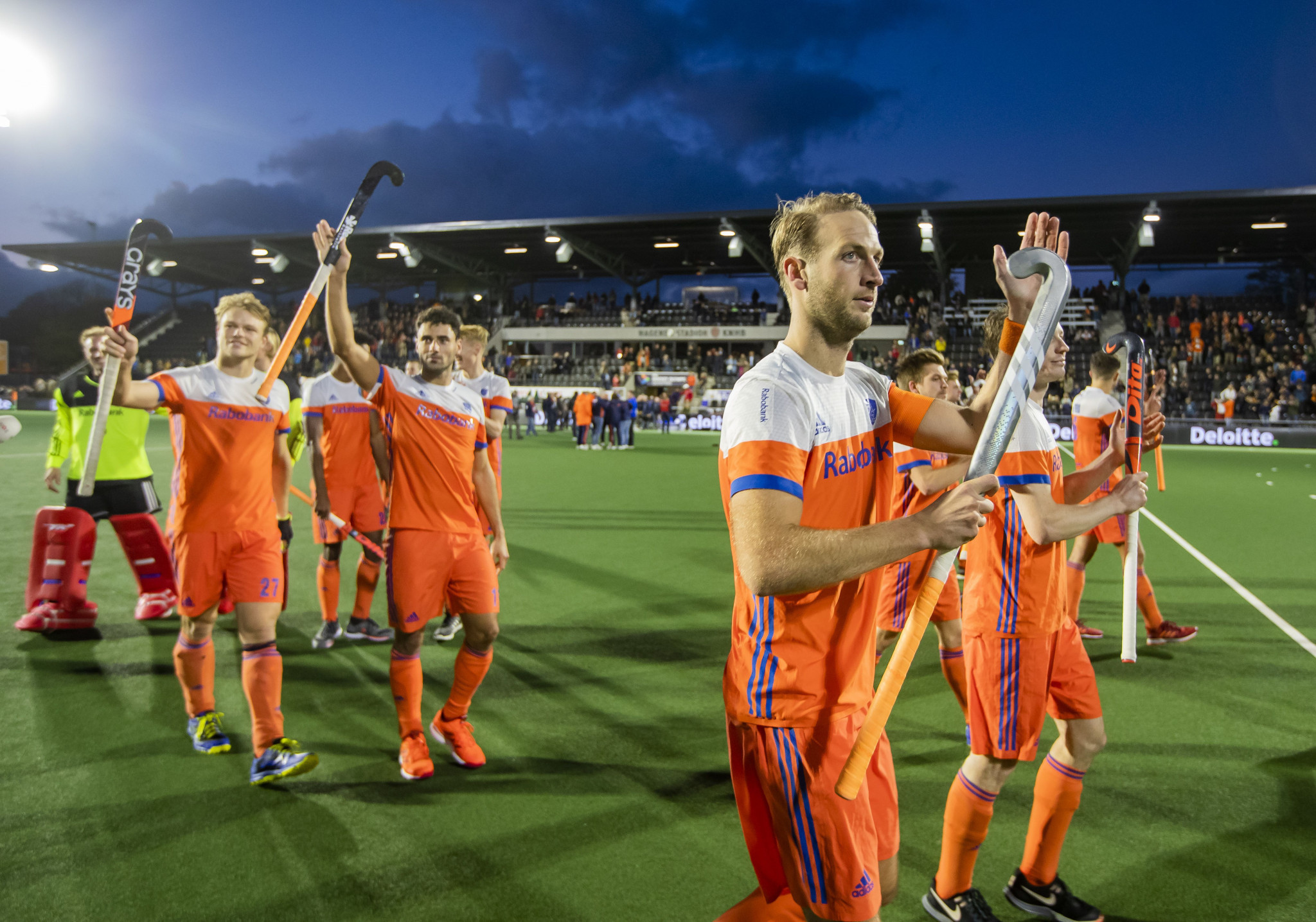 The Netherlands thrash Pakistan to qualify for men's hockey event at Tokyo 2020