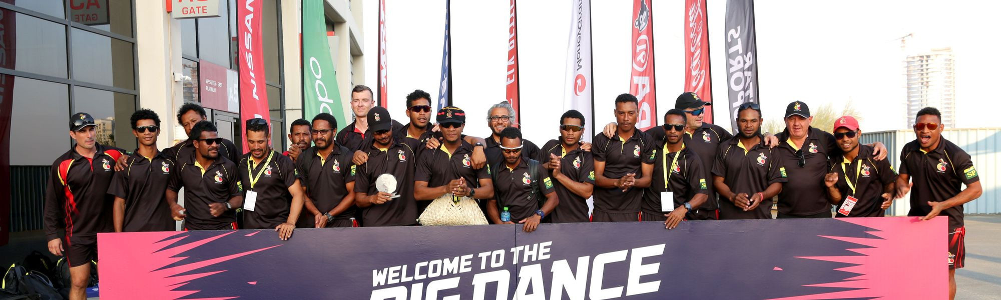 Papua New Guinea and Ireland qualify for ICC T20 World Cup