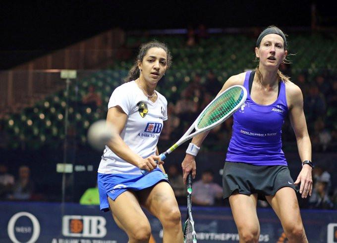 Top seed El Welily reaches PSA Women's World Championship quarter-final