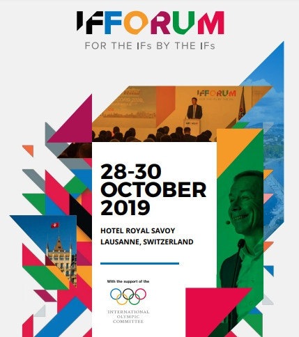 Athlete welfare to be main topic at IF Forum
