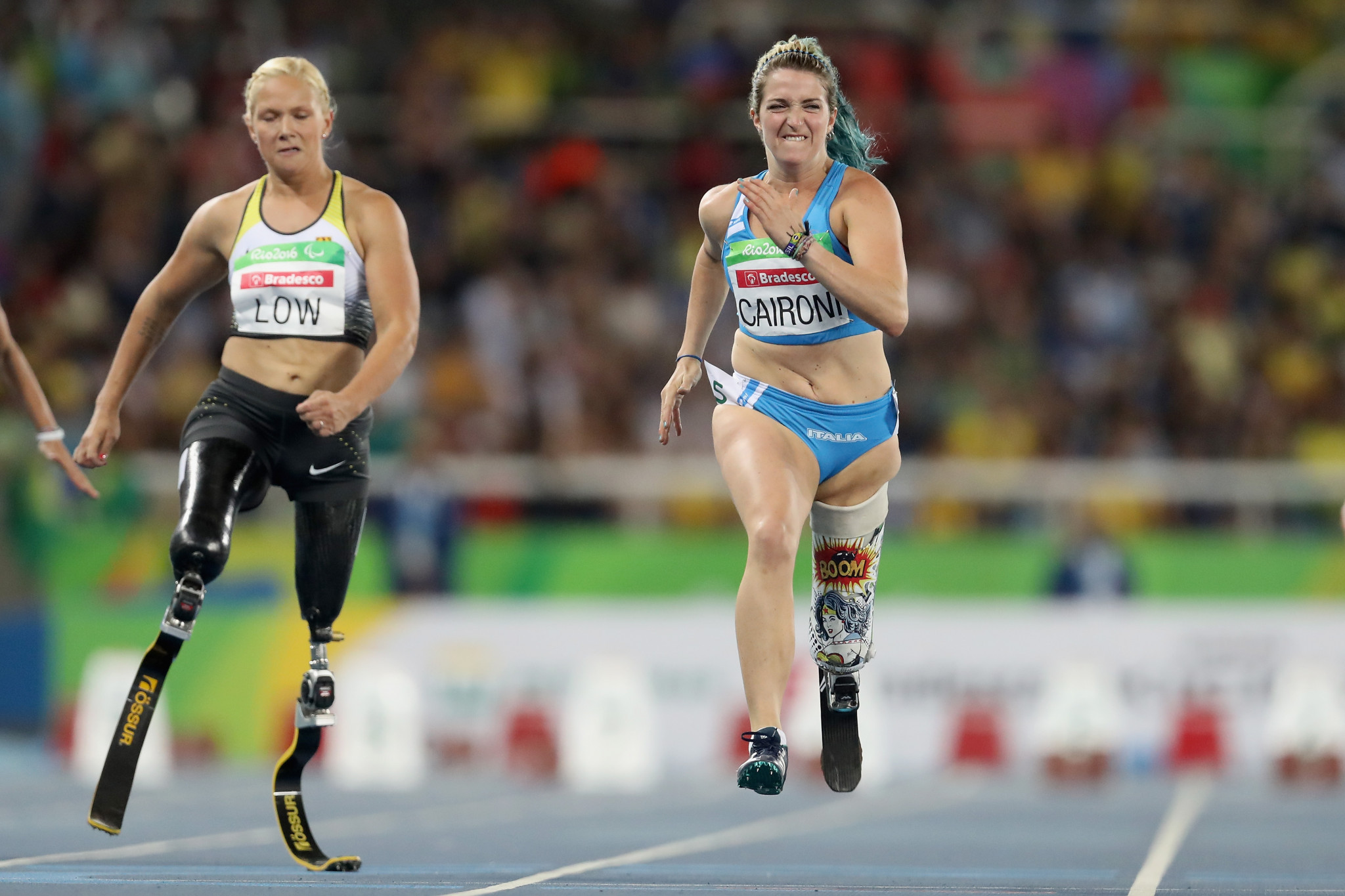 Double Paralympic gold medallists lead Italian team for World Para Athletics Championships